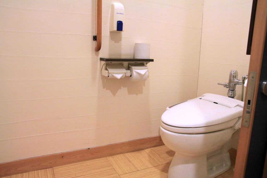波路のトイレ